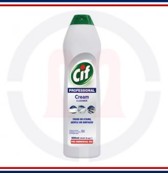 CIF Professional Cream Cleanser