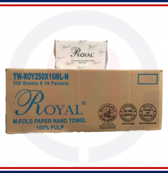 ROYAL M-FOLD Paper Hand Towel