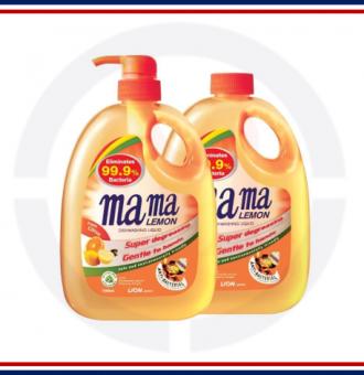 Mama Lemon Anti Bacterial Citrus